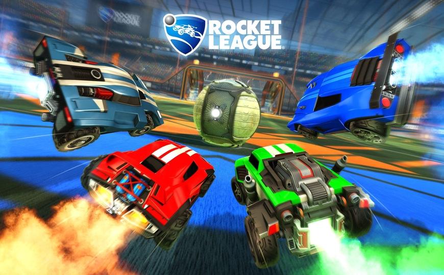 O соревновательной Rocket League
