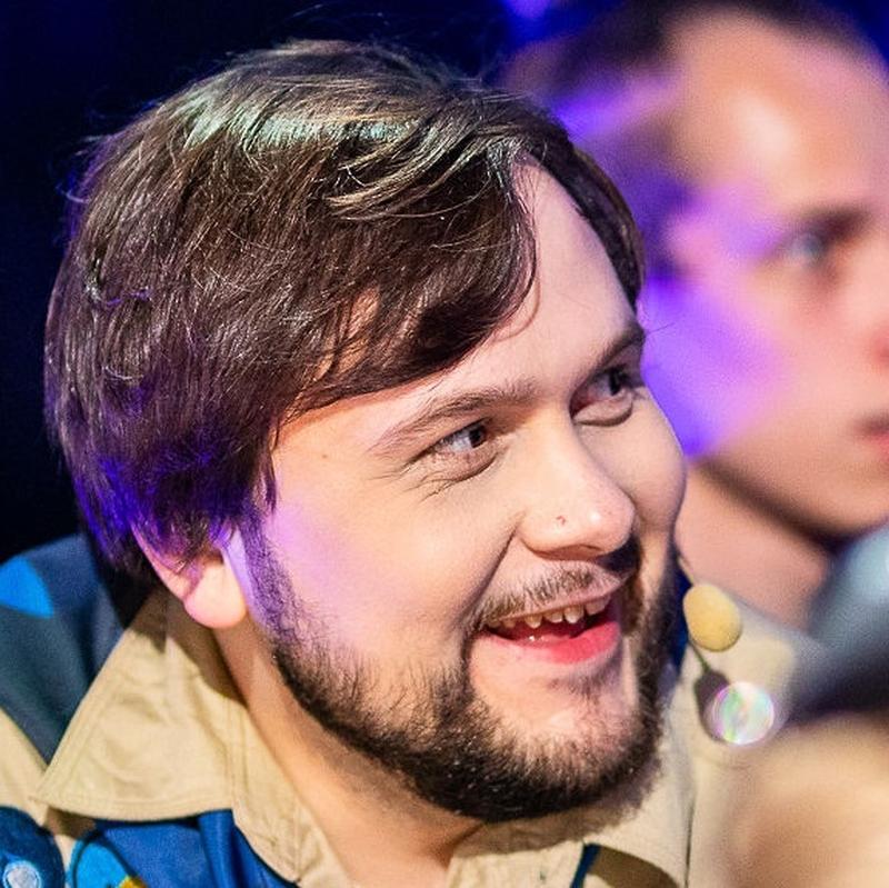 Дмитрий hooch Богданов, аналитик турнира