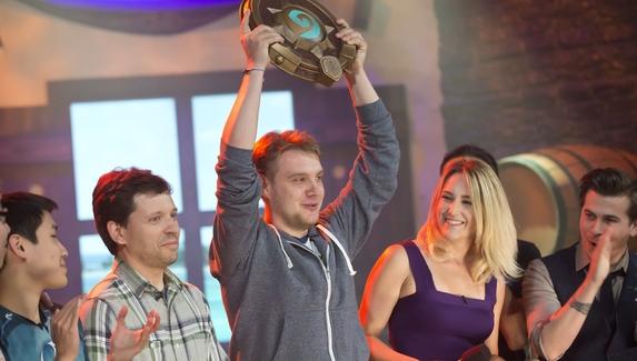 ShtanUdachi и SilverName представят Россию на Hearthstone Global Games 2018