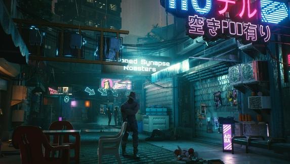 В сеть утекло фото физической копии карты Cyberpunk 2077 из коллекционного издания