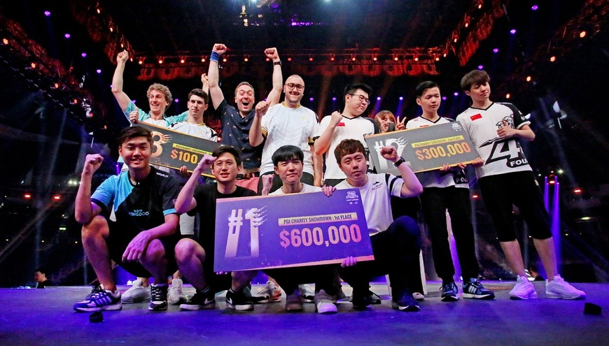 Gen.G Gold further assert dominance by winning PGI Charity Showdown