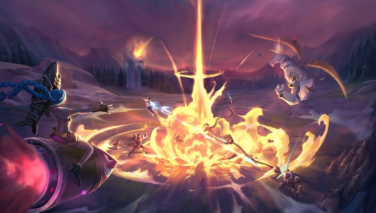 Riot Games to return Nexus Blitz on Patch 8.24