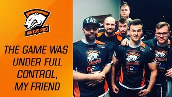 pashaBiceps: «Мы держали игру под полным контролем»