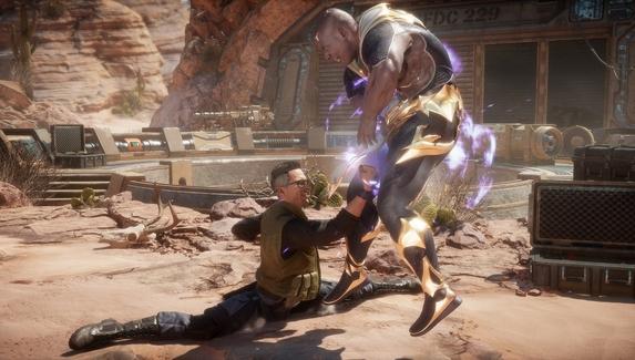 Mortal Kombat 11 не попала в список игр на EVO 2020