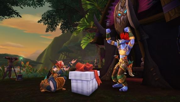 Blizzard будет раздавать внутриигровые подарки в честь пятнадцатилетия World of Warcraft