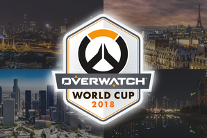 Group stage venues for Overwatch World Cup announced