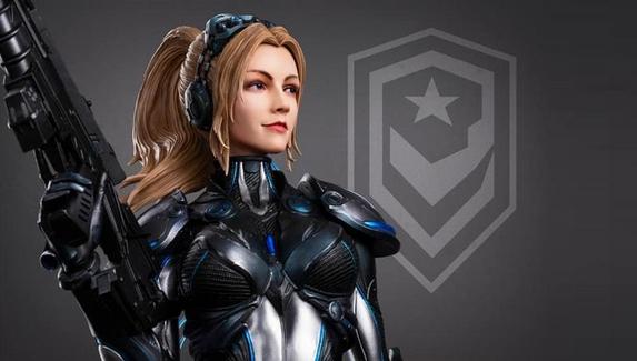 Представлена фигурка Nova из StarCraft за ₽29 тысяч