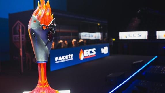 Расписание и результаты LAN-финала ECS Season7