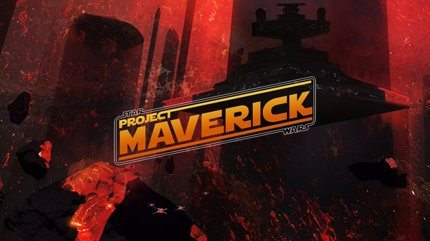Постер Star Wars: Project Maverick