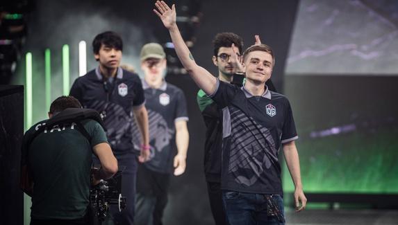 «Спасибо Valve и IceFrog за эту чудесную игру»: игроки OG о победе на The International 2018