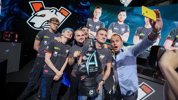 Virtus.pro выигрывает Adrenaline Cyber League 2019