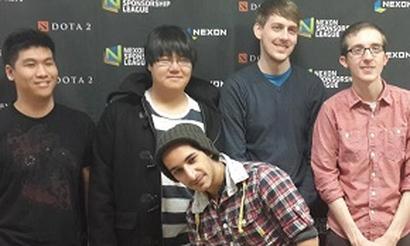 Nexon Sponsorship: Американский микс побеждает