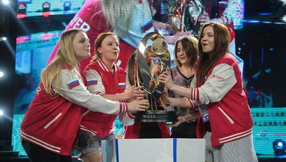 Киберспортивный инстаграм: Россия — чемпион!