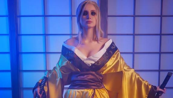Разработчики The Witcher 3 обратили внимание на косплей Цири от российской модели