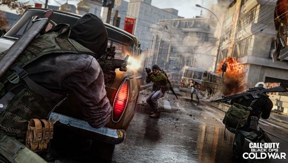 На PS4 начался открытый бета-тест Call of Duty: Black Ops Cold War