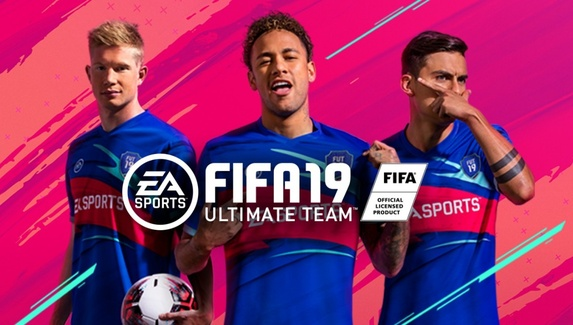 FIFA 19 стала самой продаваемой игрой в Великобритании в 2018 году