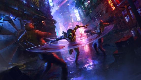 505 Games выкупила права на киберпанковый слэшер Ghostrunner за €5 млн
