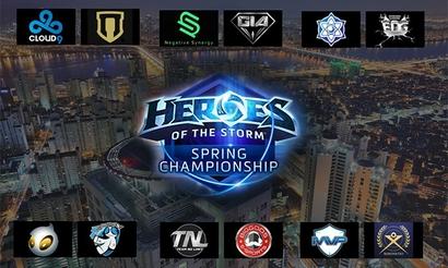2016 HotS SGC: Корея встретит чемпионов!