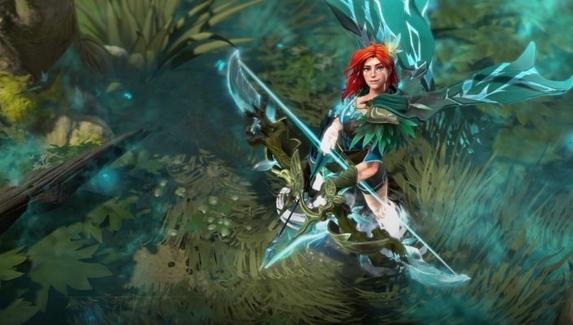 Игроки в Dota 2 указали на недоработку арканы на Windranger