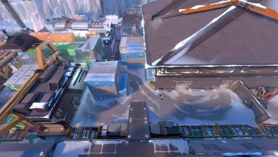 Разработчики Valorant в будущем планируют выпускать карты вроде Icebox