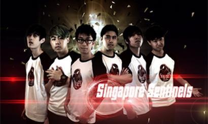 Singapore Sentinels проводят замену накануне GPL