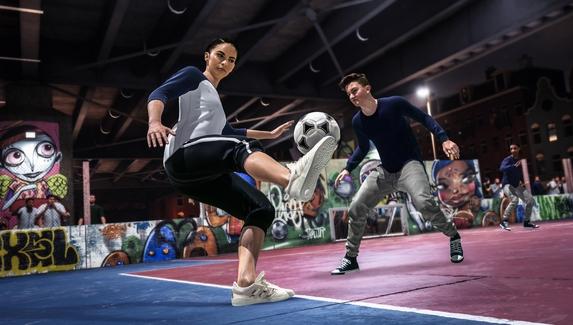 FIFA 21 возглавила британский чарт продаж вторую неделю подряд