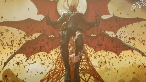 В сеть утекли дата выхода и первые подробности Shin Megami Tensei V