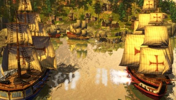 Объявлена дата релиза Age of Empires III: Definitive Edition