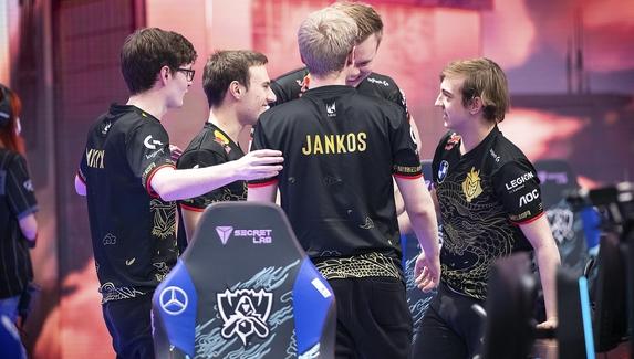 G2 Esports прошла в полуфинал 2020 World Championship