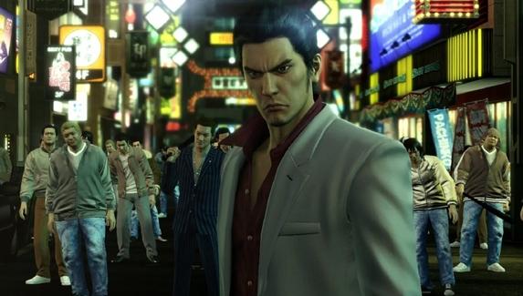 Главный герой Yakuza не появится в файтингах —всё дело в женщинах