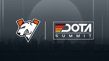 Virtus.pro will play in Dota Summit 11