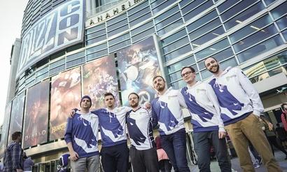 Team Liquid распустила состав по Heroes of the Storm