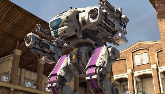 Главный герой Serious Sam4 сможет уничтожать врагов с помощью огромного робота