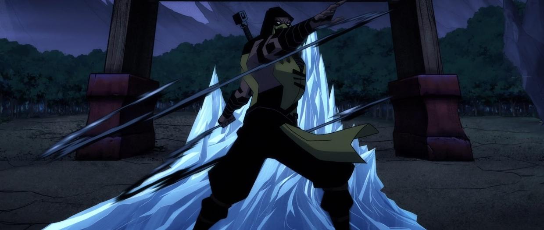 Потрясающие бои, но ужасный сценарий — обзор мультфильма Mortal Kombat Legends: Scorpion's Revenge