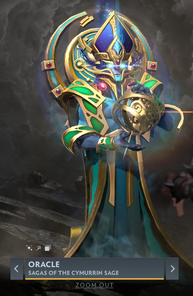 Immortal Treasure III в Dota 2
