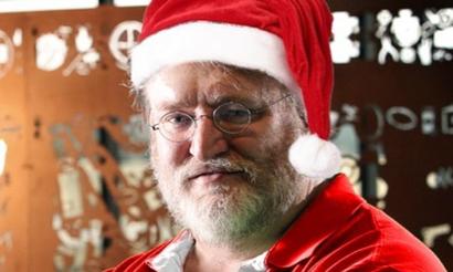 Рождественский киберспортивный инстаграм