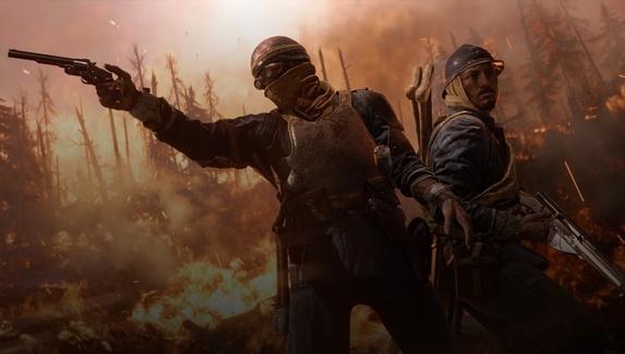 В Microsoft Store началась раздача Battlefield 1 — They Shall Not Pass