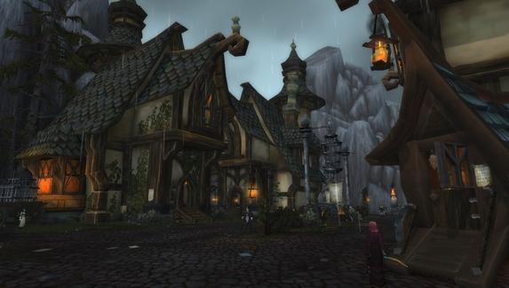 Пользователь создал уровень в духе Dark Souls на основе локации из World of Warcraft