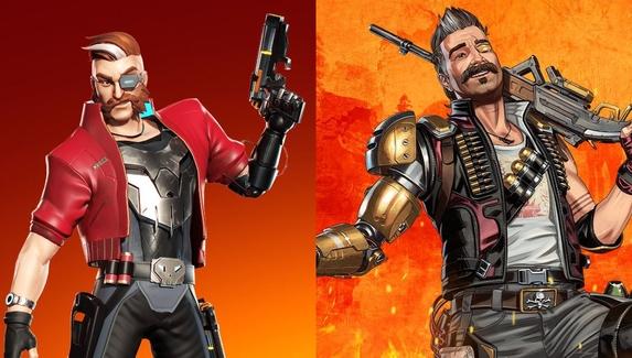Electronic Arts и разработчиков ApexLegends обвинили в плагиате персонажа