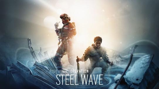 Операция Steel Wave в Rainbow Six Siege. Знакомство с оперативниками