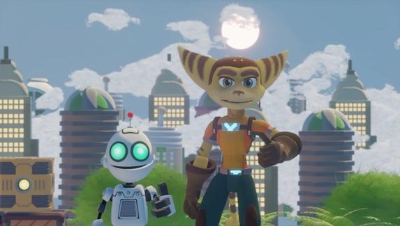 Новая игра по франшизе Ratchet and Clank вышла в Dreams — ее сделал один из дизайнеров серии