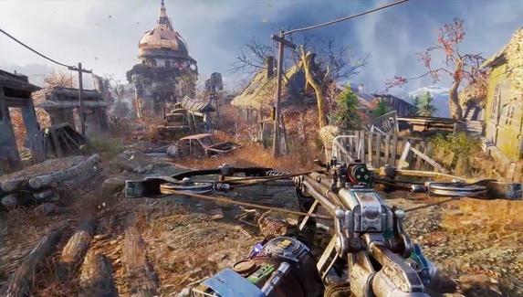 Metro Exodus выйдет на PlayStation5 и Xbox Series X/S с обновлением для некстгена