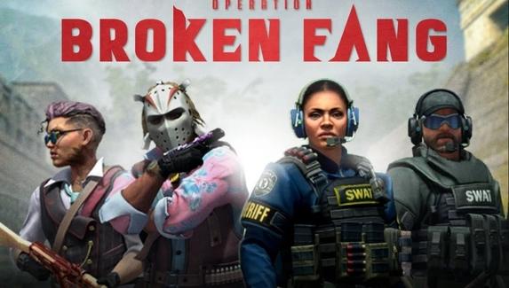 В CS:GO вышла операция Broken Fang