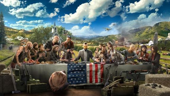 Far Cry 5, Assassin's Creed Odyssey и Watch Dogs 2 —в VK Play началась распродажа игр Ubisoft