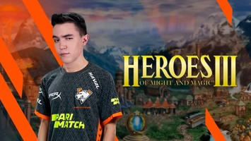 Virtus.pro is launching a HoMM3 roster