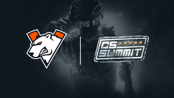 Virtus.pro сыграет на CS Summit 5