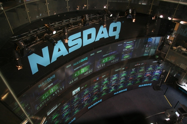 Американская биржа NASDAQ Фото: Wikimedia Commons