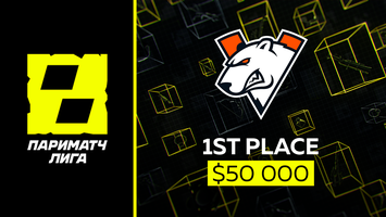 Virtus.pro is a Parimatch League Season 3 champion