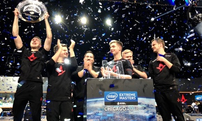Gla1ve сломал трофей IEM Chicago