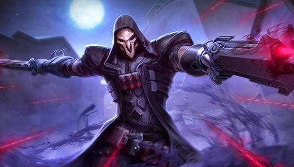 Джефф Каплан заявил, что в Overwatch 2 Жнец сможет исцелять союзников